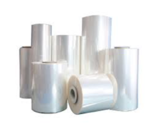 Shrink rolls plain and printed for packing Carbonised drinks and juices